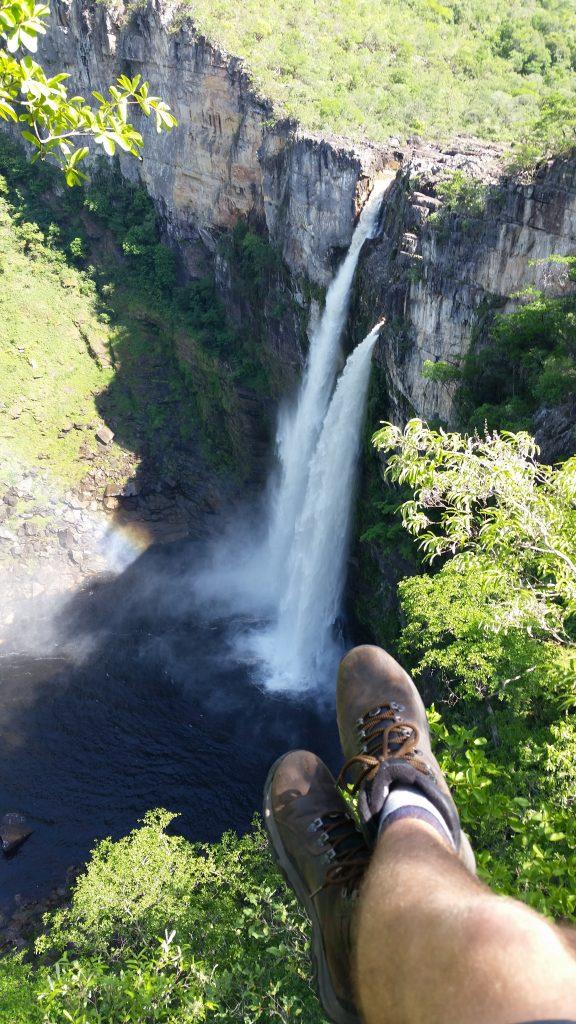 Salto 120 Parque nacional